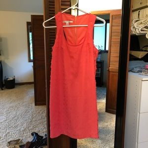 Pink Party Tank Dress